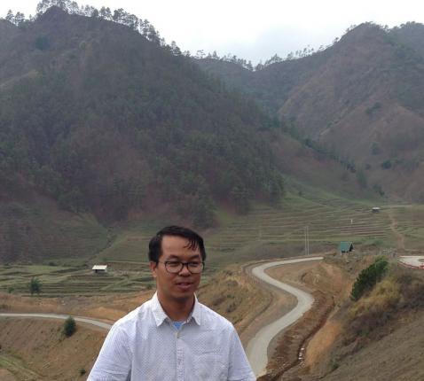 Damian Zam Sian Dal studeerde aan de KU Leuven en werkt als priester in Myanmar © Damian Zam Sian Dal