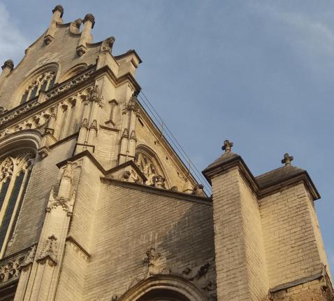 Sint-Pauluskerk voorgevel © Sint-Pauluskerk Antwerpen