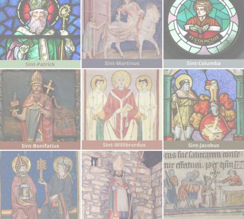 Fascinerende figuren uit de Middeleeuwen