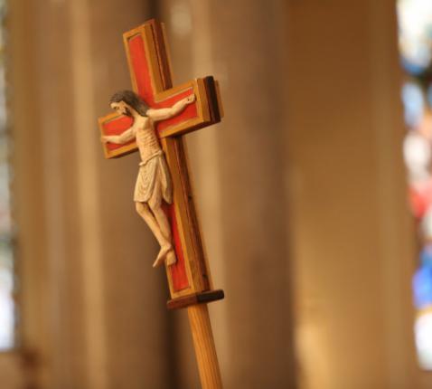 Jezus laatste optreden