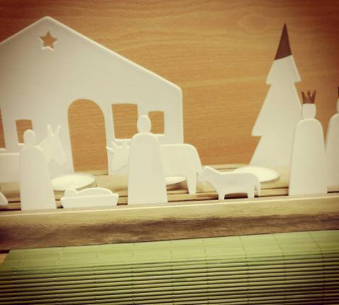 De kerststal is een sterk symbool van fragiliteit in deze periode. © Pastoraal Informatiecentrum