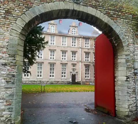 het Grootseminarie is het vormingshuis van het bisdom Brugge © Inge Cordemans