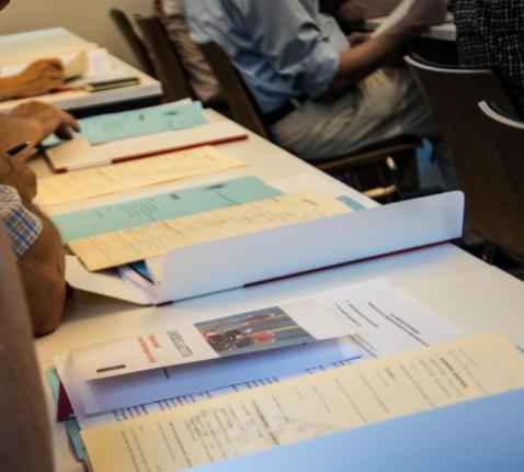 Info- en vormingsavond huwelijksvoorbereiding 21 juni 2017 © Bisdom Gent, foto: Karel Van de Voorde