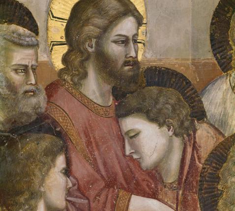 Christus en leerlingen  © Johannes 23 seminarie