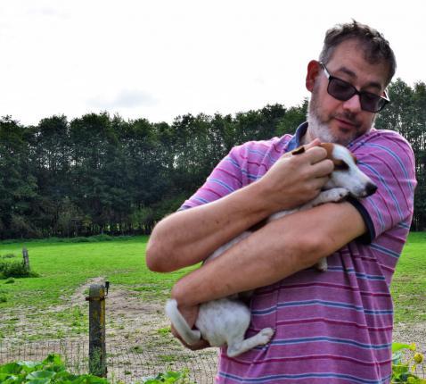 dierenarts Bart Vande Vyvere wordt parochieassistent © Inge Cordemans