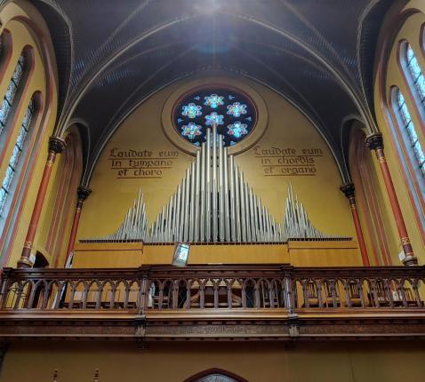 orgel © ZLJM