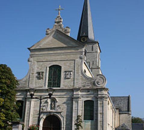 kerk van broechem