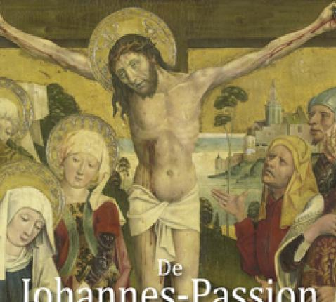 """Boek 'De Johannes-Passion"""" © Meulenhoff"""