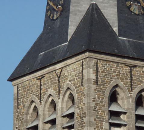 Kerk Zomergem © Toerisme Vlaanderen