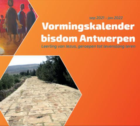 Vormingskalender September - December 2021 © CCV Antwerpen