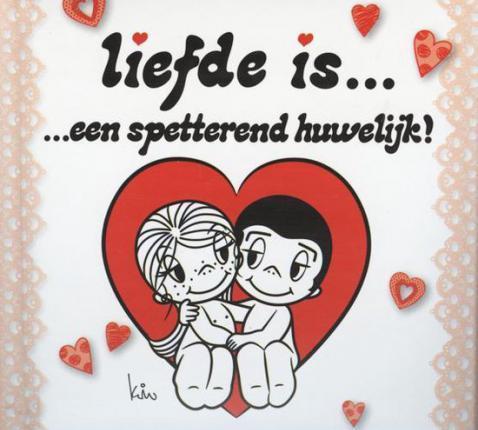 Liefde is..... samen naar de huwelijksvoorbereiding gaan