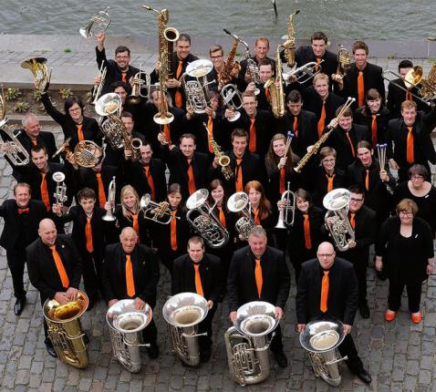 Fanfareorkest Brazz-aux-saxes