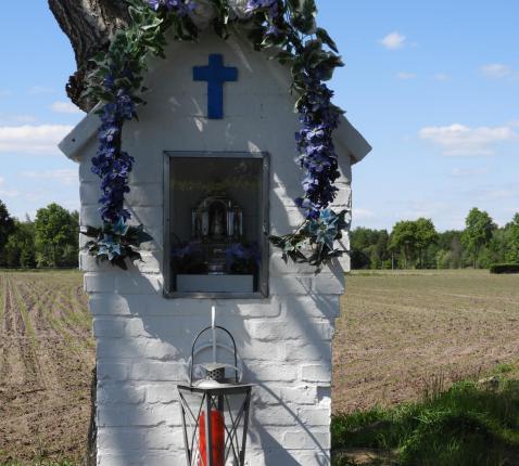Kapelletje vrijdag 29 mei 2020 © Maria Van den Put