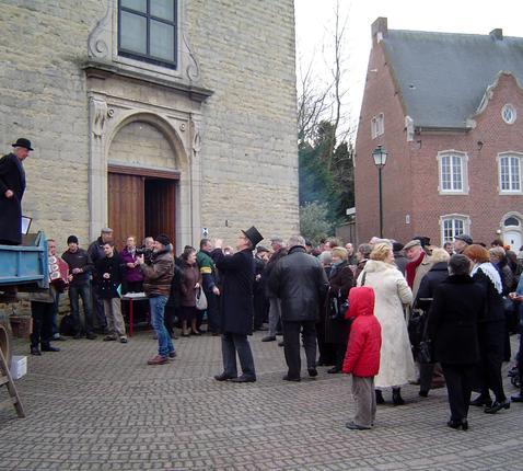Sint-Antoniusfeest in Houtem © Jaak Gerarts