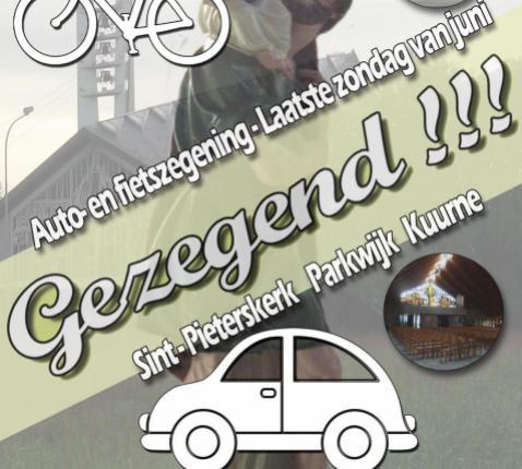 Affiche autozegening 2020 © Rik D'haeze