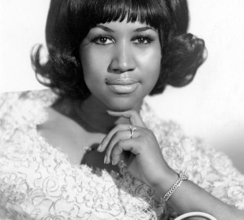 Aretha Franklin, 1968. © WikiCommons