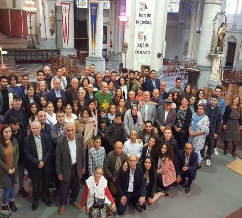 Assyrische gemeenschap in Antwerpen