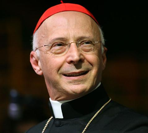Kardinaal Bagnasco © chiesadigenova.it