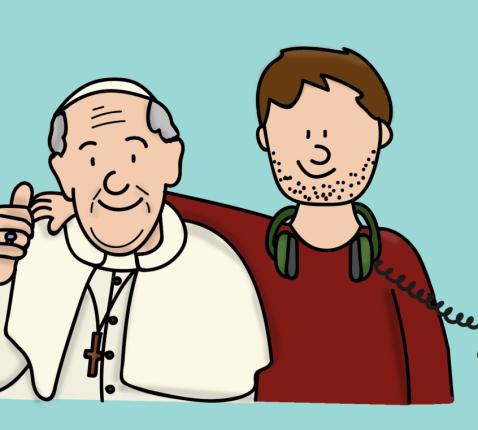 Synode over jongeren, het geloof en het onderscheiden van de eigen roeping.  © Aagje Van Impe