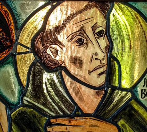 Brieven aan Benedictus, onze patroonheilige.