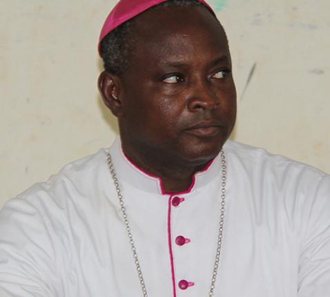 Bisschop Laurent Dabire © Kerk in Nood
