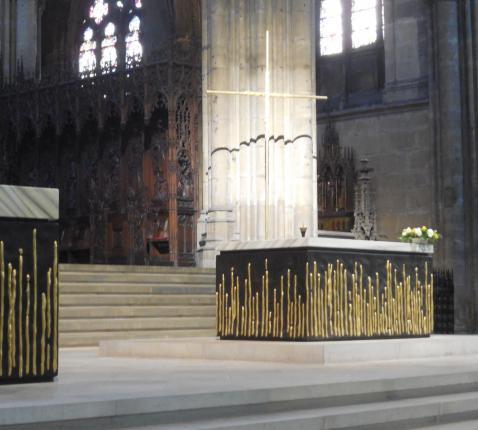 Kathedraal Saint-Étienne van Metz  © Joris Polfliet