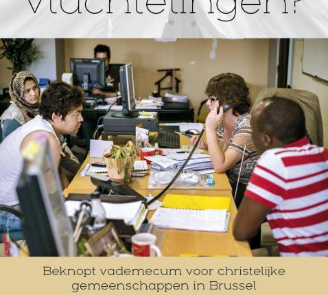 Brochure vluchtelingen
