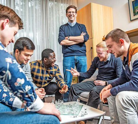 Johannes 23 seminarie  © Frank Bahnmüller
