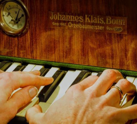 Kaiser orgel Sint-Baafskathedraal © Bisdom Gent, foto: Jan Christiaens