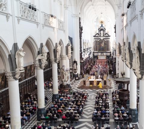 Sint-Pauluskerk Antwerpen © Reinhard & Tutenel