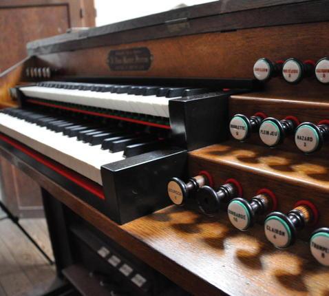 Orgelconcerten © Daniël Duwyn