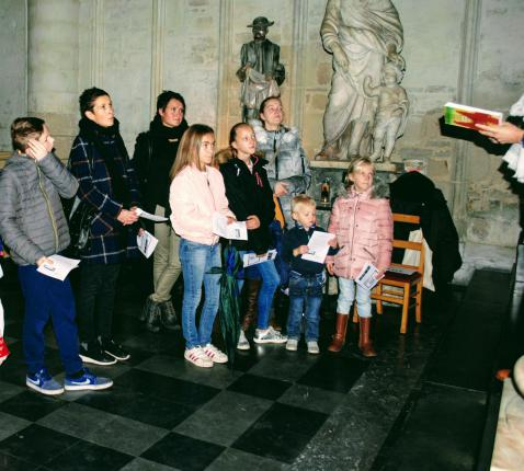 in de kathedraal © Klaartje Steensels