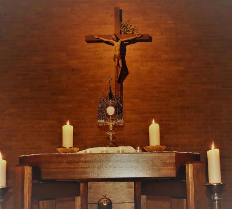 H. Sacrament  © Johannes 23 seminarie