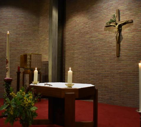 kapel seminarie  © Johannes XXIII-seminarie