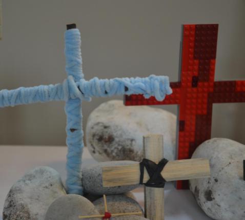 Kruisjes vormelingen 2021 © Karen Devroe