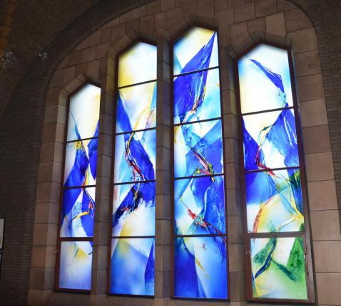 Hommage à la Sainte Trinité foto Hellen Mardaga