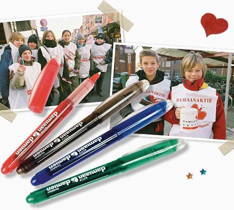 Stiftenverkoop © Damiaanactie