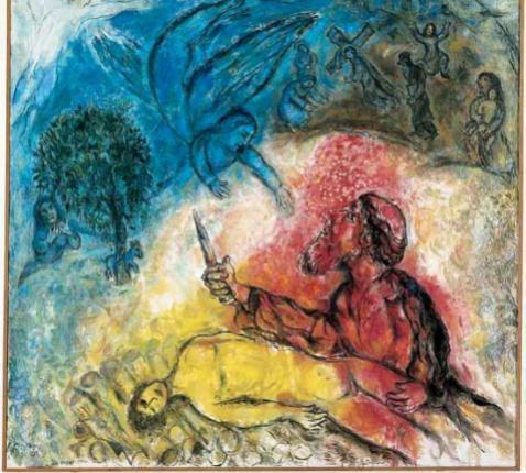 De kruisdragen_Chagall