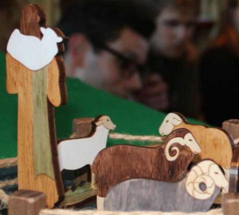 De goede Herder © Lieve Wouters
