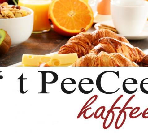 Ontbijt in PeeCee Kaffee