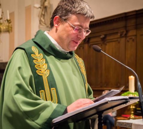 Priester David Willems © Parochie Eeklo - Kaprijke - Sint-Laureins