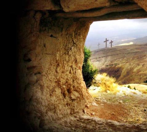 Lc 24, 35-48 Zo moet Christus lijden en verrijzen