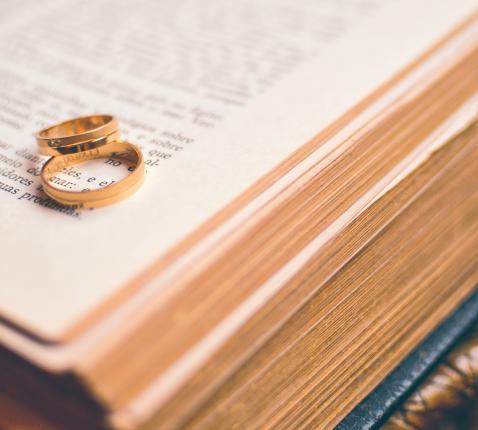 Huwelijksjubilarissen © Pexels