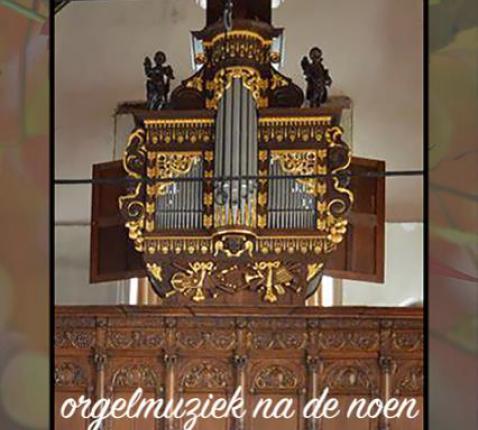 Orgelmuziek na de noen