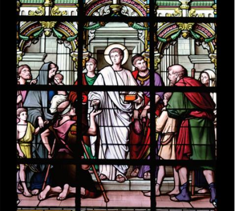 Welkom in de parochie Heilige Laurentius.