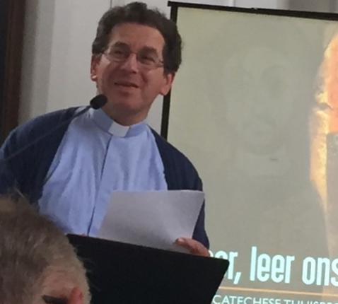 Bisschop Lode Aerts op de Interdiocesane Catechistendag 2018