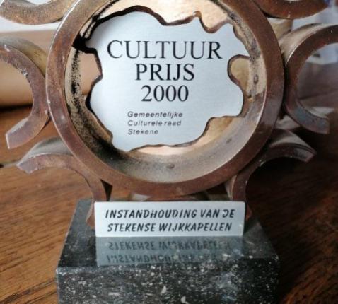 Cultuurprijs 2000: helden van de Stekense kapellen