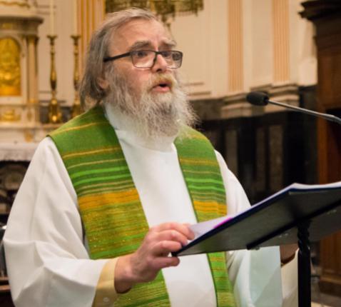 Priester Rik Merens © Parochie Eeklo - Kaprijke - Sint-Laureins