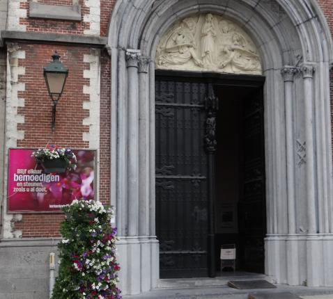 Sint-Gertrudiskerk Wetteren