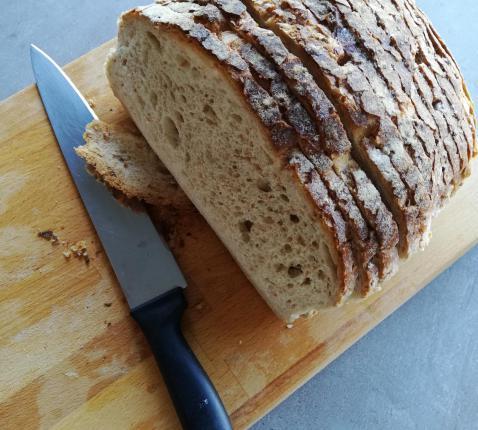 Brood voor morgenvroeg © Parochie Wijchmaal